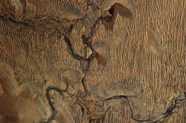 Paintings of earth in Southern Australia.