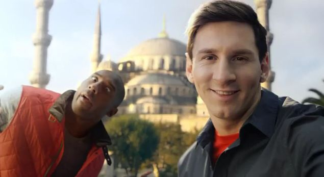 cobi messi turkish airlines
