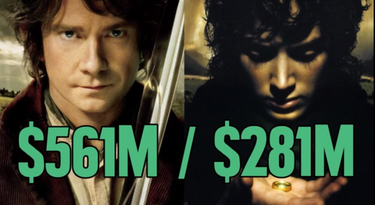 Hobbit vs Lord Of the Rings