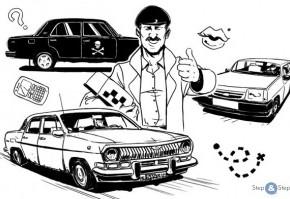 Как всё устроено: Работа таксиста-бомбилы изнутри