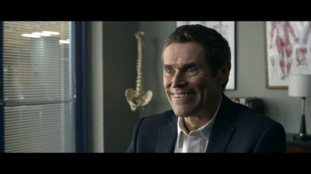 «Человек-улыбка» — мега-позитивная короткометражка.