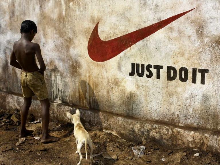 Факты и приколы о Nike.
