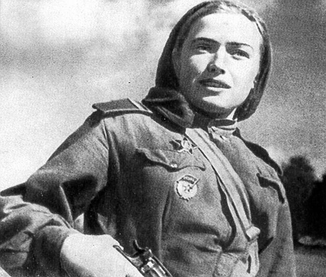 Женщины на войне. Истории с войны.