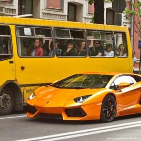 10 самых дорогих суперкаров Украины (ФОТО)