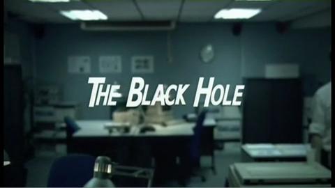 Креативный прикол — Черная дыра.