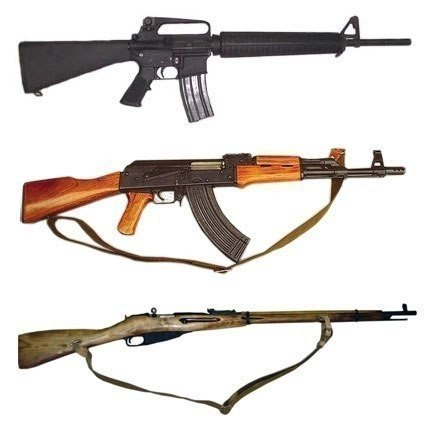 Факты об оружии. С юмором