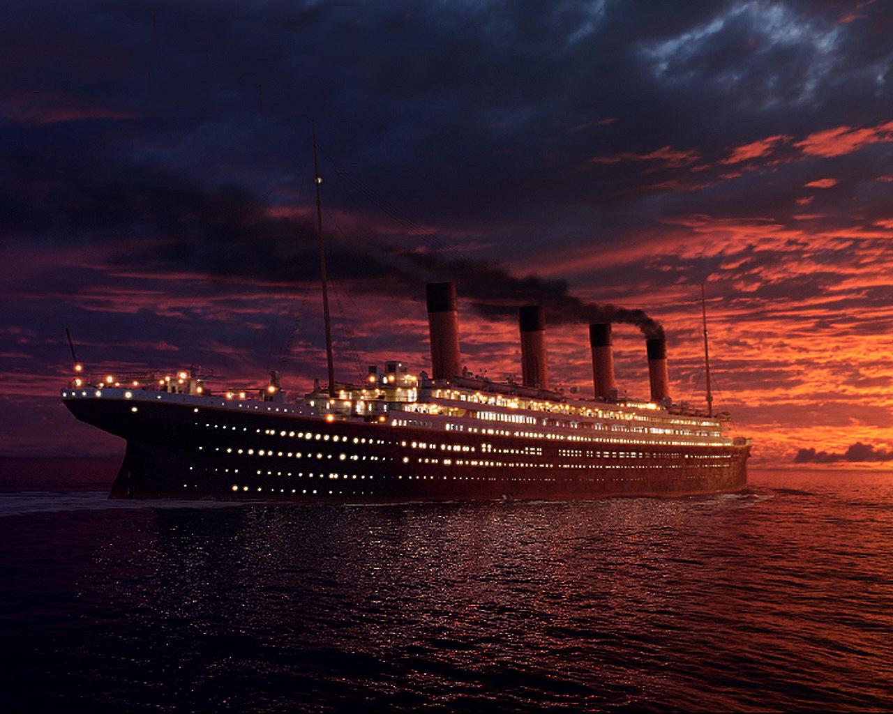 Титаник. Интересные факты.