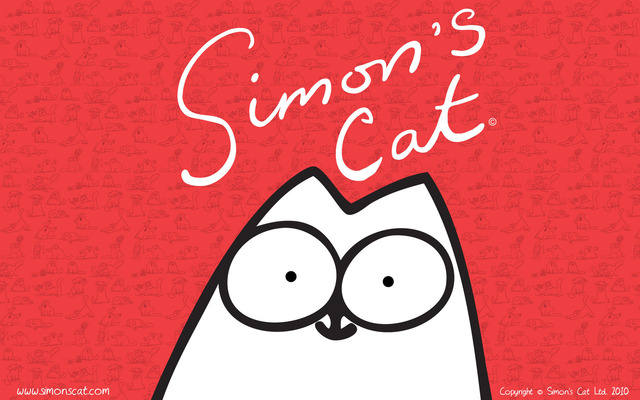 Flower Bed – Simon's Cat