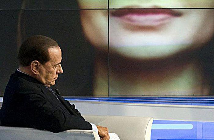 Любимые женщины Сильвио Берлускони (12 фото)
