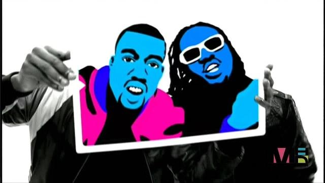 Новые клипы от Kanye West и Franz Ferdinand.