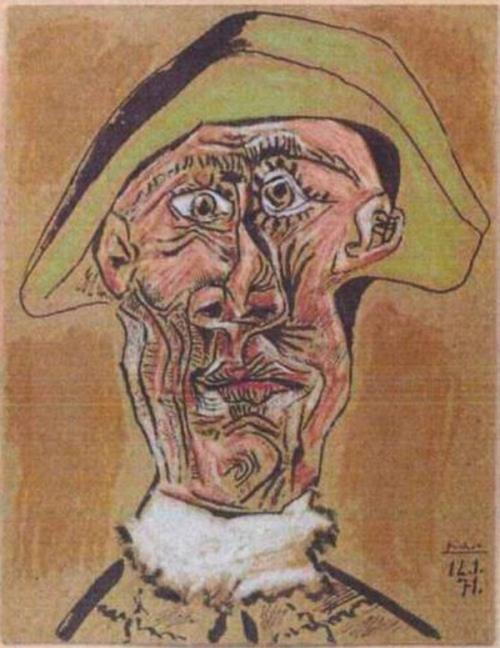 Варварство современности. Воры похитили из музея картины Пикассо, Клода Моне и других художников и сожгли их.