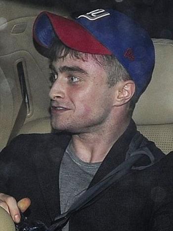 Гарри Поттер изучает химию. На себе.