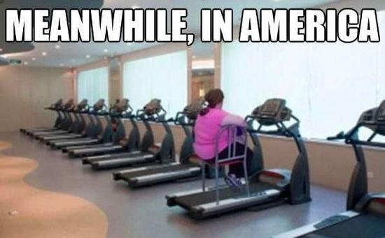 Как живут в США.