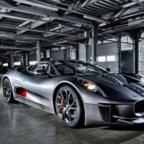Электроспорткар от Jaguar: спорткар с запасом хода до 900 км