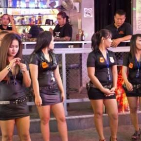 Девочки или мальчики Таиланда :))