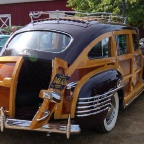 Такого еще не было: 10 лучших деревянных авто со всего мира