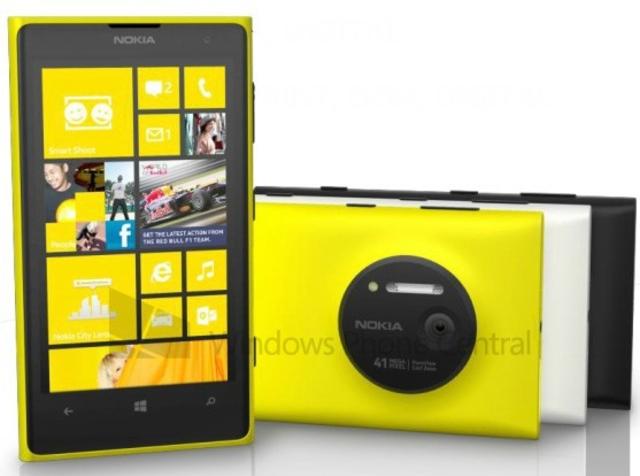 Nokia Lumia 1020. Обзор, цена и технические характеристики