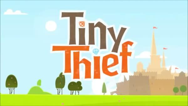 Новый Android хит — игра Tiny Thief от создателей Angry Birds. Дата выхода+трейлер.