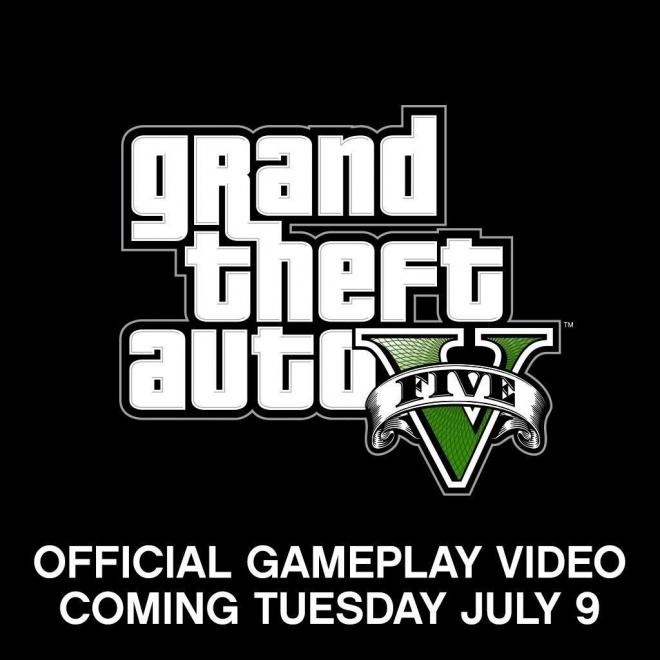 GTA V — Первое gameplay video. СМОТРЕТЬ ЗДЕСЬ.