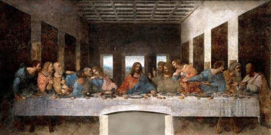 Леонардо Да Винчи и «Тайная Вечеря». Мистическая и жуткая история о подборе актеров для Великой картины.