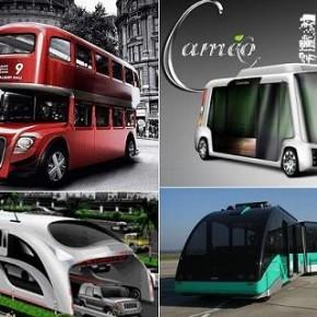 Взгляни в будущее: общественный транспорт через 20 лет