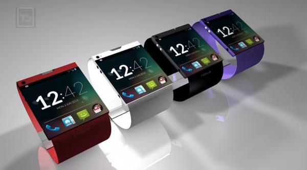 ТОП-10 концептов часов 2013 года: iWatch, Google Nexus Watch, Nokia Lumia Watch и другие.