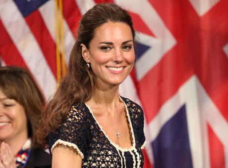 Кейт Миддлтон родила сына. 22.07.2013-рождение Короля.