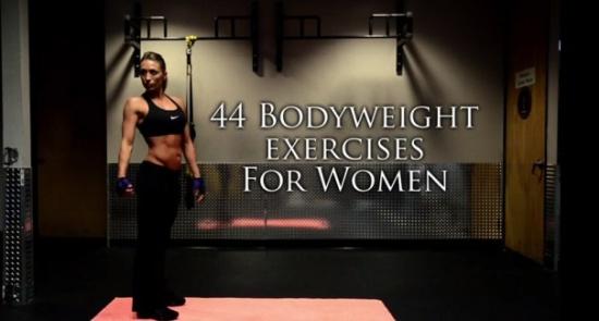 Фитнес для девушек и женщин. Видео