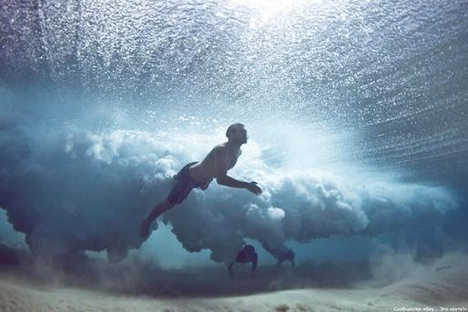 Человек амфибия. Человек сможет быть под водой без воздуха. Читать здесь.