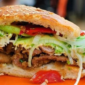 Самые вкусные бутерброды со всего мира.