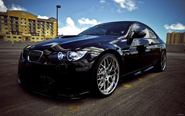 Реклама со страстью-BMW M3