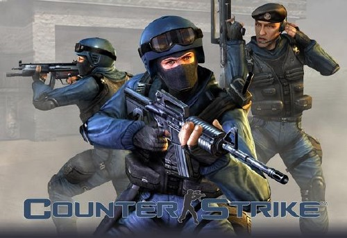 Counter Strike онлайн Flash игра.