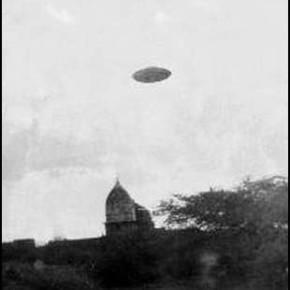 Самые интересные фото НЛО в шестидесятых годах