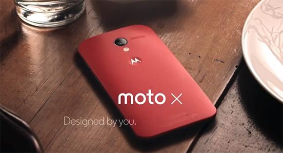 MOTO X- новый смартфон от корпорации Google. Обзор и видео.