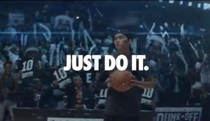 Крутой ролик в честь 25летия слогана «Just do it» от NIKE