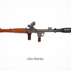 Оружие известное нам из кино.