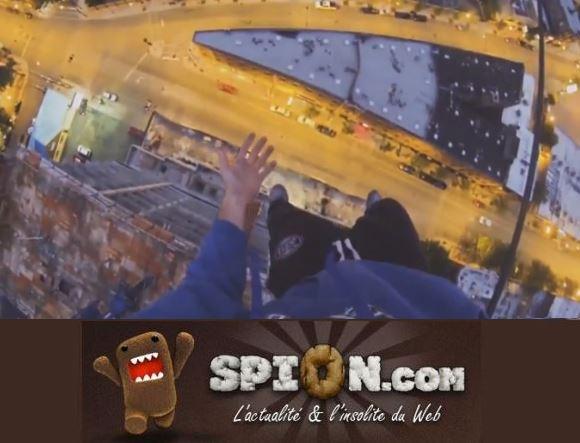 Видео экстрима и приколов — Le Zap de Spi0n.com n°179