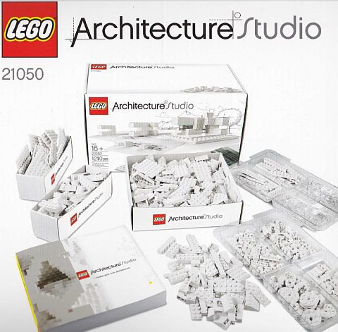 LEGO для взрослых. Научит базовым принципам архитектуры. Построй свой Бурдж-Халиф.