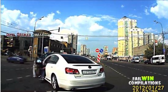 Подборка Аварий и ДТП за лето 2013