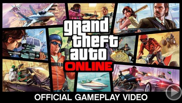 GTA Online. Русский ролик о возможностях GTA Online
