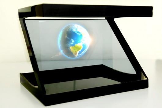 Превращение вашего смартфона в 3D проектор.