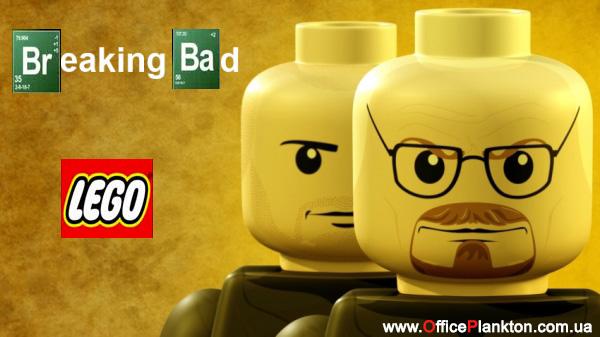 """<font color=""""red""""><strong>LEGO</strong></font><font color=""""green""""> <strong>Br</strong></font>eaking <font color=""""green""""><strong>Ba</strong></font>d: набор «Во все тяжкие», а также ролик игры."""