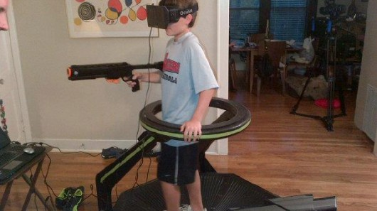 Шлем виртуальной реальности Oculus Rift и другие технологии будущего игровой индустрии.
