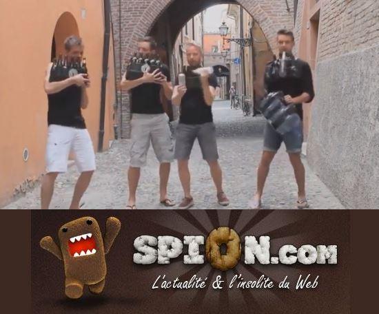 Видео-приколы Le Zap de Spi0n.com n°154