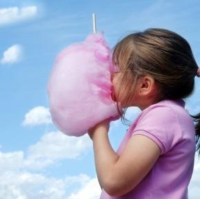 Fairy Floss или нигде не слипнулось: увлекательная история создания «сахарной ваты»
