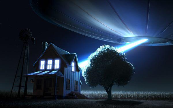 Невероятные рассказы про пришельцев, которые имеют доказательства.