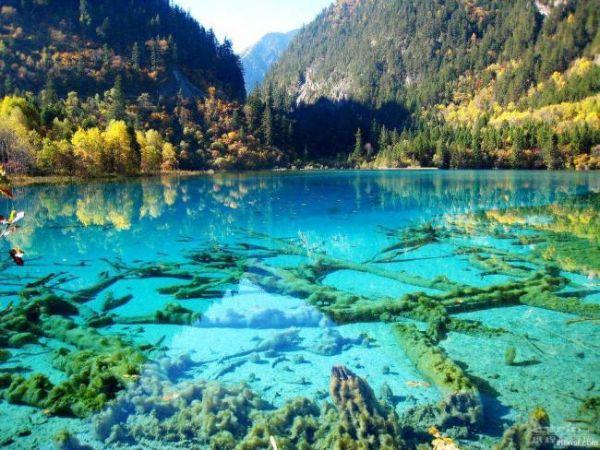Cамые чистые водоемы в мире