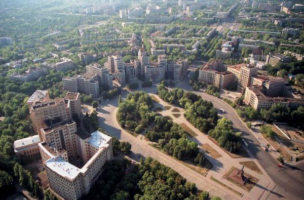 Гид по городам Украины: достопримечательности Харькова.