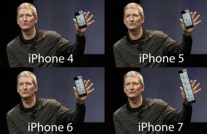 10 шуток о новом iPhone