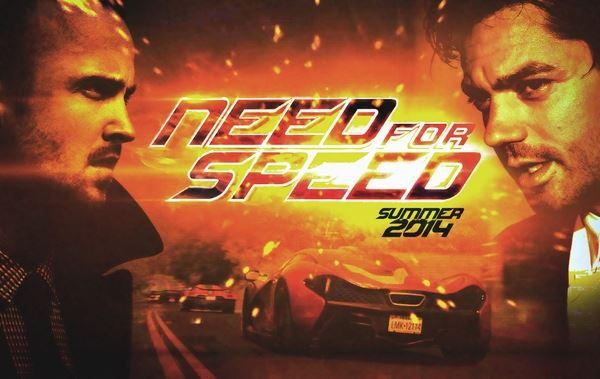 «Need for Speed: Жажда скорости» 2014 . Первый русский трейлер фильма